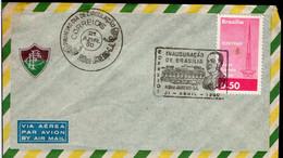 Brasil - 1960 - FDC - Cachet Spécial - Inauguration De Brasilia - A1RR2 - Used Stamps