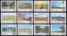 ARGENTINA-NATIONAL PARKS-STAMPS-2020-DEFIN-SET.PRINTED IN CASA DE MONEDA-MNH- - Neufs