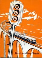 Sncf -        BLS      Bern - Loetschberg - Simplon  -- - Spoorweg