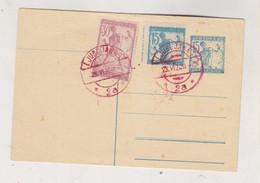 SLOVENIA SHS LJUBLJANA 1920 Nice Postal Stationery - Slovenië