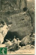 -04 -ALPES- De-HAUTE-PROVENCE-   Gorges Du VERDON -Le Baou Et Le Baumo Troucado - Other Municipalities
