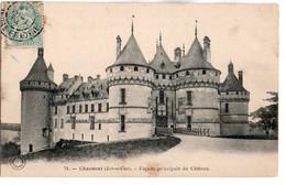 41 010, Château De Chaumont Sur Loire, Grand Bazar Tours 71, Façade Principale Du Chateau - Otros Municipios