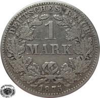 LaZooRo: Germany 1 Mark 1875 C VF - Silver - 1 Mark