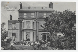 "DOUGLAS - Elysee, Victoria Road - Miss Karran - Brown & Sons ""Manx Sun Series"" 597 - Isola Di Man (dell'uomo)"