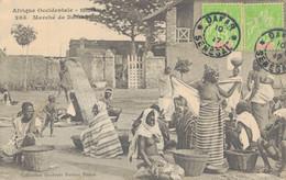 J121 - Afrique Occidentale - SOUDAN - Marché De Bamako - Sudan