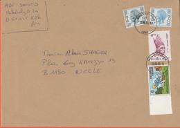 BELGIO - BELGIE - BELGIQUE - 2003 - 18F + 4F + Mercier + Philatélie De La Jeunesse + Special Cancel - Medium Envelope - - Briefe U. Dokumente