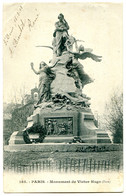 75016 PARIS - Monument De Victor Hugo - Dos Simple 1903 - District 16