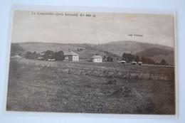 La Caquerelle , Jura Bernois , Les Ordons, 1917 - JU Jura