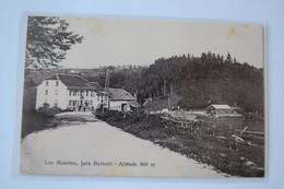 Les Malettes , Jura Bernois ,1917 - JU Jura