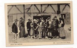 01 - Jadis En BRESSE - Les Invités De La Noce (Y21) - Unclassified