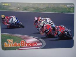 JAPAN   USED  CARDS  MOTORBIKES  RALLY - Moto