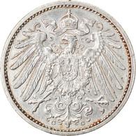 Monnaie, GERMANY - EMPIRE, Wilhelm II, Mark, 1911, Karlsruhe, TTB+, Argent - 1 Mark
