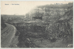 Namur - Une Carrière (Edition Lagaert, Rare) - Namur