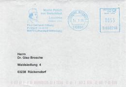 Martin Pollich Philosoph, Astrologe, Mediziner, Theologe & Gründungsrektor Der Universität Wittenberg - Paul Gerhardt St - Medicine