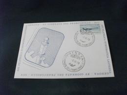 FARO LE PHARE LIGHT-HOUSE LEUCHTTURM LA LANTERNA GENOVA 1973 XV GIORNATA DEL FRANCOBOLLO - Fari