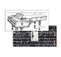 Souvenir Philatélique Ludwig Van Beethoven (2020) Neuf**sous Blister - Souvenir Blocks