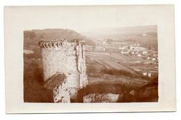"78 - Yvelines / Carte Photo De La Vallée De Chevreuse, Vue Du Château De La Madeleine (Carte ""AUTO""). - Otros Municipios"