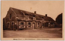 27 - B21372CPA - MEREY - Hotel Restaurant Cafe - Rendez Vous Des Pecheurs - Très Bon état - EURE - Ohne Zuordnung
