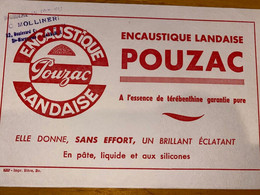 1 BUVARD POUZAC - Wash & Clean