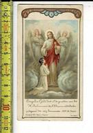 Kl 133 - ENGELEN GODS - VERSO BLANCO - KEERZIJDE BLANCO - Devotieprenten