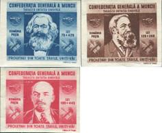 Ref. 355673 * NEW *  - ROMANIA . 1945. IN FAVOUR OF THE GENERAL CONFEDERATION OF LABOUR. A FAVOR DE LA CONFEDERACION GE - Nuevos