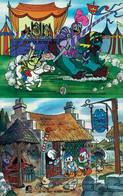 Ref. 48244 * NEW *  - ROMANIA . 1985. 150th ANNIVERSARY OF THE BIRTH OF MARK TWAIN. 200th ANNIVERSARY OF THE BIRTH OF TH - Nuevos