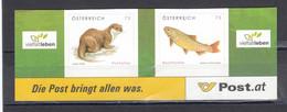 Austria 2010 - Animals, Mi-Nr. 2847/48, MNH** - 2001-10 Unused Stamps