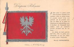 ¤¤  -  POLOGNE   -   Drapeau Polonais        -   ¤¤ - Pologne