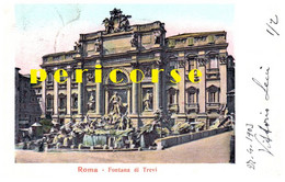 Roma  Fontana Di Trevi - Fontana Di Trevi