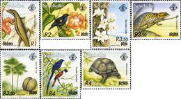 Ref. 159376 * NEW *  - SEYCHELLES . 2004. DIFFERENT CONTENTS. MOTIVOS VARIOS - Seychelles (1976-...)