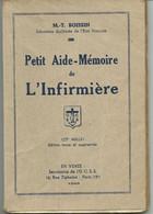 Petit Aide-memoire De L'infirmiere M-T Boissin - Salute