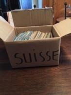 SUISSE Schweiz Cartes Postales > Lot En Vrac > - LOT De 370 Cartes  - Cpa Et Cpsm  Format 14  X 9 Cms = Voir Descriptif - 100 - 499 Cartoline