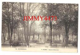 CPA - FLERS 61 Orne - Square Delaunay - LA NORMANDIE N° 7 - Scans Recto-Verso - Flers