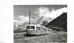 Les Aiguilles De Chamonix Et Le T M B - Saint-Gervais-les-Bains