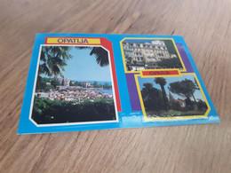 Postcard - Croatia, Self Adhesive Postcard, Opatija    (29210) - Croazia