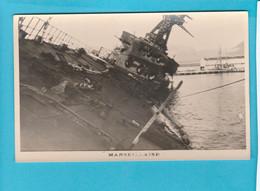 BATEAU GUERRE MARSEILLAISE - Warships