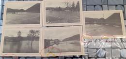 5 Cartes PostaIes Inondations OGNON 1990 - MELISEY BELONCHAMP TERNUAY 70 - Non Classés