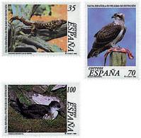 Ref. 83011 * NEW *  - SPAIN . 1999. SPANISH FAUNA IN DANGER OF EXTINTION. FAUNA ESPA�OLA EN PELIGRO DE EXTINCION - 1991-00 Nuevos & Fijasellos