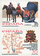Ref. 83207 * NEW *  - SPAIN . 1998. 400th ANNIVERSARY OF THE FOUNDING OF NEW MEXICO. 400 ANIVERSARIO DE LA FUNDACION DE - 1991-00 Nuevos & Fijasellos