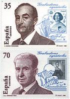Ref. 83195 * NEW *  - SPAIN . 1998. SPANISH ENGRAVERS. GRABADORES ESPA�OLES - 1991-00 Nuevos & Fijasellos