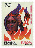 Ref. 83191 * NEW *  - SPAIN . 1998. EUROPA CEPT. FESTIVALS AND NATIONAL CELEBRATIONS. EUROPA CEPT. FESTIVALES Y FIESTAS - 1991-00 Nuevos & Fijasellos