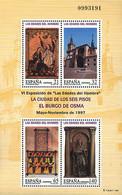 Ref. 85656 * NEW *  - SPAIN . 1997. MAN'S AGES. LAS EDADES DEL HOMBRE - 1991-00 Nuevos & Fijasellos
