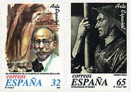 Ref. 83255 * NEW *  - SPAIN . 1997. SPANISH ART. ARTE ESPA�OL - 1991-00 Nuevos & Fijasellos