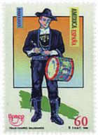 Ref. 85997 * NEW *  - SPAIN . 1996. AMERICA-UPAEP. REGIONAL COSTUMES. AMERICA-UPAEP 1996 -  TRAJES REGIONALES - 1991-00 Nuevos & Fijasellos