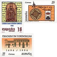 Ref. 85461 * NEW *  - SPAIN . 1994. EVENTS. EFEMERIDES - 1991-00 Nuevos & Fijasellos