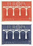 Ref. 85640 * NEW *  - SPAIN . 1984. EUROPA CEPT. 25th  ANNIVERSARY OF CEPT. EUROPA CEPT. 25 ANIVERSARIO DE LA CEPT - 1981-90 Nuevos & Fijasellos