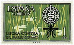 Ref. 82320 * NEW *  - SPAIN . 1962. FIGHT AGAINST MALARIA. LUCHA COTRA EL PALUDISMO - 1961-70 Nuovi