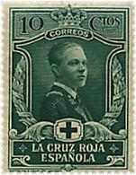 Ref. 210252 * NEW *  - SPAIN . 1926. SPANISH RED CROSS. CRUZ ROJA ESPA�OLA - Nuevos