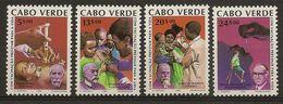 CAPE VERDE 1990 VACCINATION CAMPAIGN FOR CHILDREN - Isola Di Capo Verde