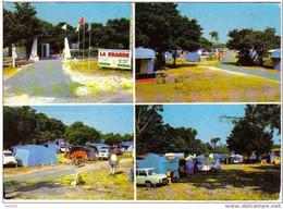 """Carte Postale  17. Ile D'Oléron  Camping """"La Brande"""" Route Des Huitres Très Beau Plan - Ile D'Oléron"""